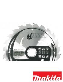 Sagblad HM 165x20mm 24T medium fint kutt