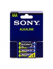 Sony AAA-batteri 4pk LR03