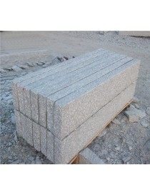 Kantstein naturlig hugget 80x150mm (950 til 1050mm)
