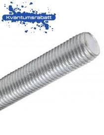 Gjengestang M12x1000 DIN 976 4.8 EZ elgalvanisert