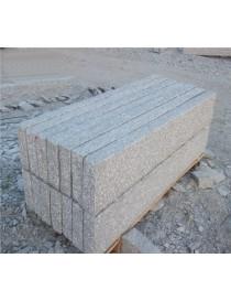 Kantstein naturlig hugget 8x15x60cm