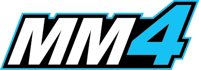MM4 Makita 4-takts motor