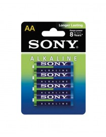 Sony AA-bateri 4pk LR06