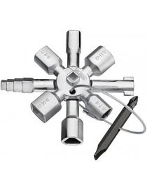 Universalnøkkel Twinkey Knipex
