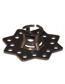 Armeringsstol stjerne 40-50mm