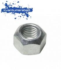 Låsemutter M16 Stover helmetall varmgalvanisert