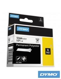 Teip polyester 12mm 5m til Rhino 4200 Pro etikettmaskin