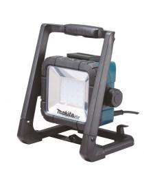 Arbeidslampe LED Makita 18V/230V 450/750 lumen lav og høy