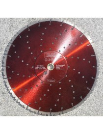 Diamant kutteskive 350mm Industrial Blade Proff
