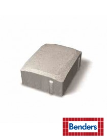 Stil belegningsstein 21x14x6cm gråmix