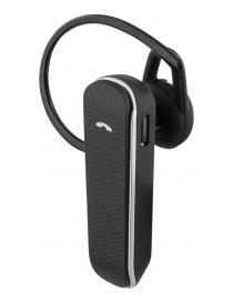 Stereo Bluetooth Headset, V4.0, mutlipoint, 3t taletid, 110t standby, svart