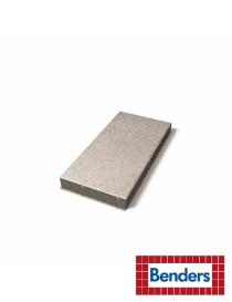 Helle grå 40x20x5cm med fas halvhelle