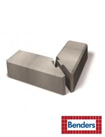 Miniblokk hjørne 55x28x17cm