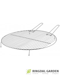 Grillrist for bålpanne Ø52cm