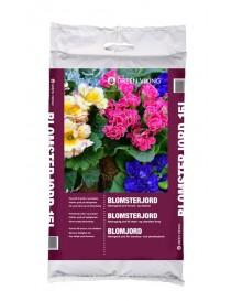 Blomsterjord 15L Green Vikinig