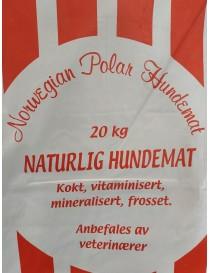 Norwegian Polar hundemat 20kg
