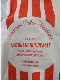 Norwegian Polar hundemat 4kg