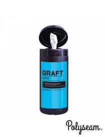 Wipes våtservietter 100 stk Graft Profesjonell
