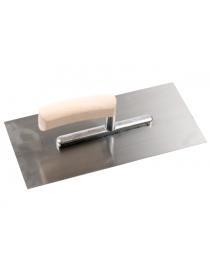 Pussebrett stål 130x280mm 5435