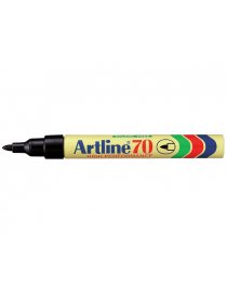 Tusj Artline 70 sort fin