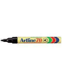 Tusj Artline 70 blå fin