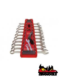 Fastnøkkelsett 8- til 19mm Teng Tools
