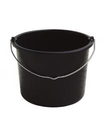 Universalbøtte 12 liter svart