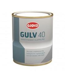 Gulv 40 Vanntynnbar 0.68L Gjøco