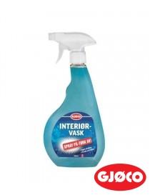 Interiørvask sprayflaske 500ml Gjøco