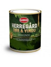 Herrehård Dør- og Vindusmaling 0.68L Gjøco