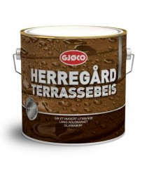 Herregård Olje Terrassebeis 2.7L Gjøco