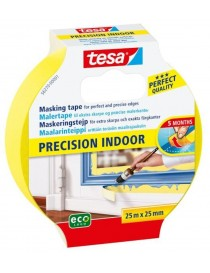 Maskeringstape Pecision 25mm x 25m Gul Tesa®