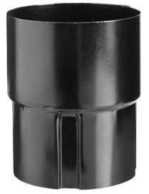 skjøtemuffe 22 stål 75mm sort Icopal