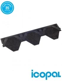 Takshingel Type-S Kullsort 2.95 m2 Icopal
