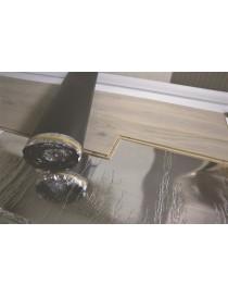 UltraPro gulvunderlag med fuktsperre 1x15m