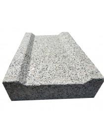 Vannrenne i granitt G341 rennestein 45x29.5cm