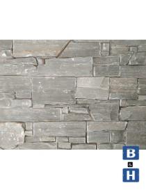 Steinpanel Beito fasadeskifer rett