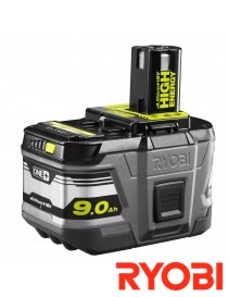 Batteri 18V 9Ah Li-ion High Energy RB18L90 Ryobi One+