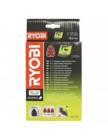 Sandpapir 10pk for multisliper Ryobi