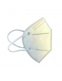 Støvmaske FFP2 åndedrettsvern 2pk