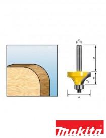 Avrundingsfres S8 22.7x9.5mm fresestål