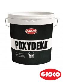 Poxydekk Epoxy gulvmaling Del 2 Herder 2L Gjøco