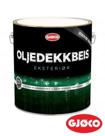 Oljedekkbeis 10L Base Hvit Gjøco