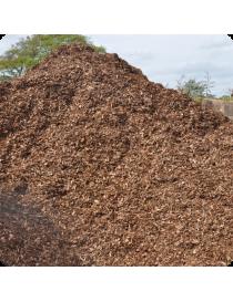Bark i bulk 10-40 fraksjon