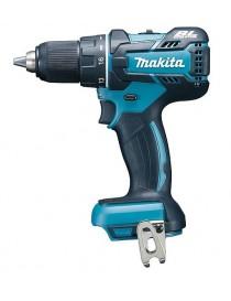 Makita drill 18V kraftig maskin, børsteløs motor, SOLO leveres uten batteri og lader